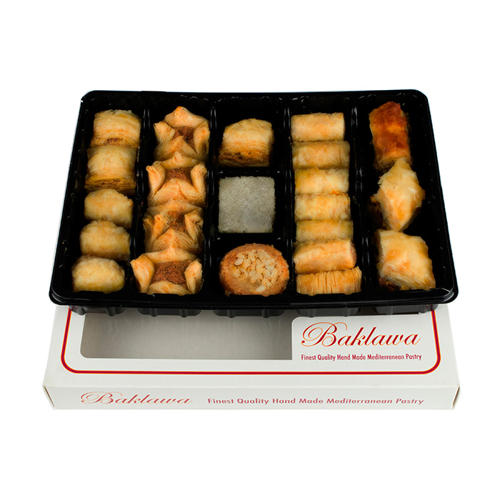 Assorted Baklawa Baklava Home Made Recipe Freshly Baked 500g