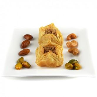 500 g Boukaj Baklawa Baklava Home Made Recipe Freshly Baked and Shipped UK