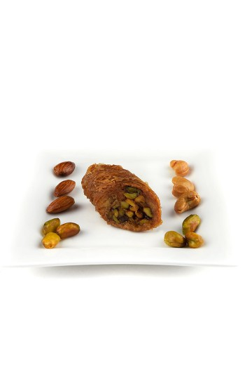 500 g Bourma Pistachio Baklawa BaklavaHome Made Recipe Freshly Baked and Shipped