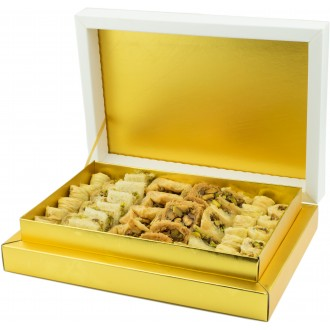 Gift Box |Best Baklava Baklawa |1kg | Freshly Baked | Shipped Next Day | UK