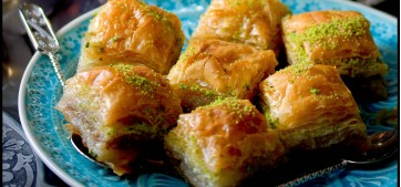 The difference between Lebanese, Greek and Turkish Baklava Recipes