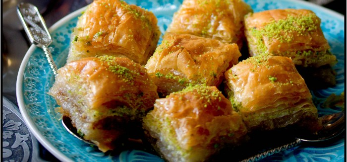 Difference Between Greek Turkish Lebanese Regional Baklava Baklawa Recipes
