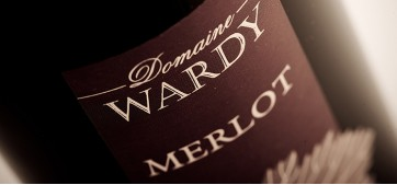 Domaine Wardy - wine and passion