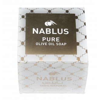 Nablus Organic Olive Oil Soap | Traditional  125g