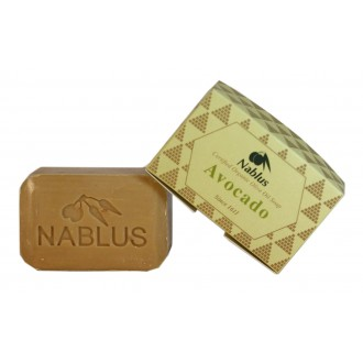 Nablus Avocado Natural Olive Oil Soap