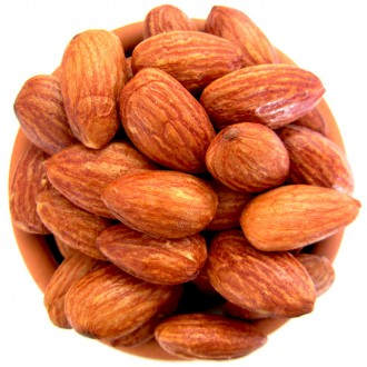 900 g Lemon Almonds Freshly Roasted Nuts