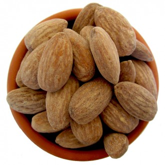 900 g Salted Almonds Freshly Roasted Nuts