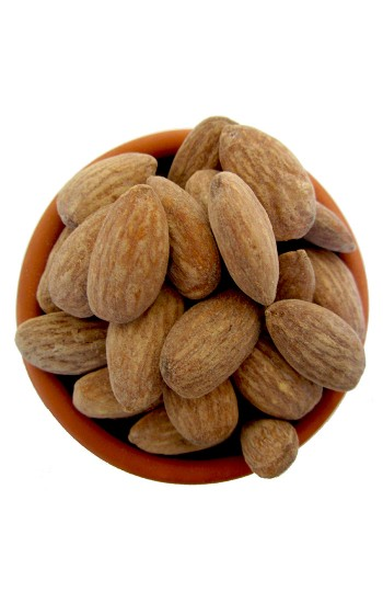 450 g Lightly Salted Almonds Freshly Roasted Nuts