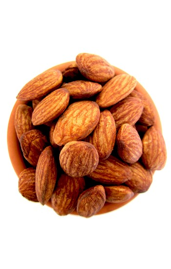 900 g Smoked Almonds Freshly Roasted Nuts