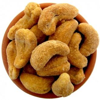 900 g Honey  Cashews Freshly Roasted Nuts