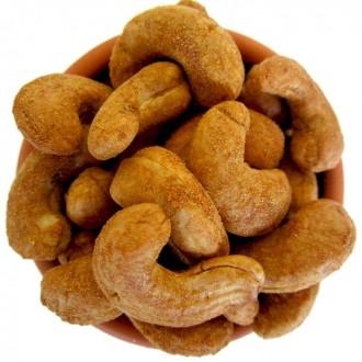 900 g Smoked Cashews Freshly Roasted Nuts