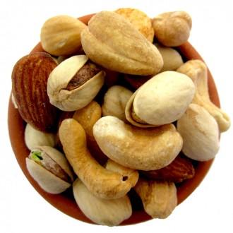 900 g Luxury Mixed Nuts Extra Super Cashew Almond Pistachio & Hazelnut Freshly Roasted Nuts