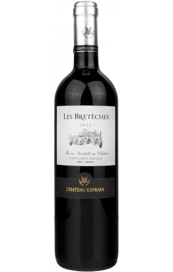 Chateau Kefraya, Les Breteches Red 2014 75cl, Lebanese Fine Red Wines