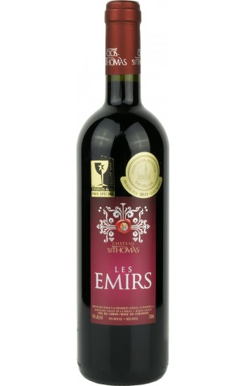 Chateau St Thomas, Cuvee Les Emirs Rouge 2011 75cl, Lebanese Fine Reserved Red Wines