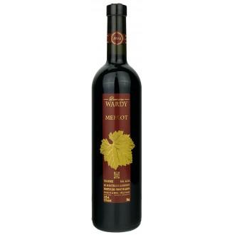 Domaine Wardy, Merlot 2014 75cl, Lebanese Fine Red Wines