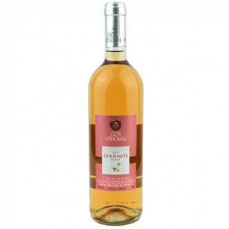 Chateau St Thomas, Les Gourmets Rose 2012 75cl, Lebanese Fine Rose Wines