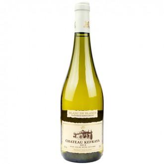 Chateau Kefraya, Blanc de Blancs 2014 75cl, Lebanese Fine White Wines